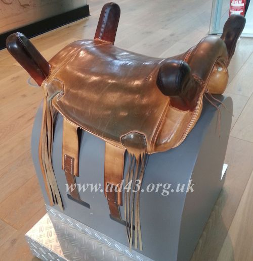 Roman Army Saddle