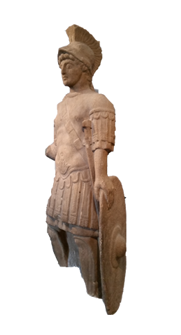 Mars, God of War, Yorkshire Museum
