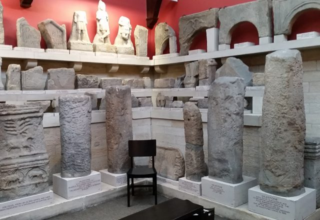 Chesters Roman Fort Museum