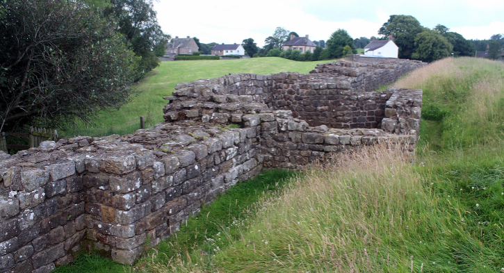 Turret 48a Hadrian's Wall
