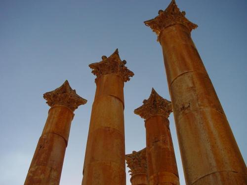 Pillars of Temple of Artesmis
